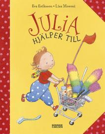 Cover for Julia hjälper till