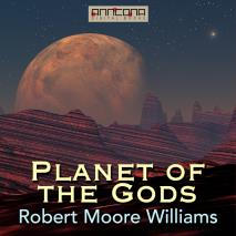 Omslagsbild för Planet of the Gods