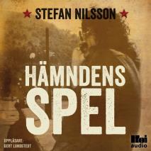 Cover for Hämndens spel