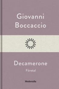 Cover for Decamerone, företal
