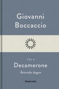 Omslagsbild för Decamerone vol 8, åttonde dagen