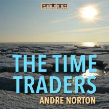 Omslagsbild för The Time Traders