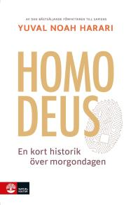 Omslagsbild för Homo Deus
