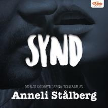 Omslagsbild för SYND - De sju dödssynderna tolkade av Anneli Stålberg