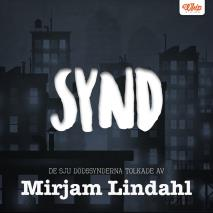 Omslagsbild för SYND - De sju dödssynderna tolkade av Mirjam Lindahl