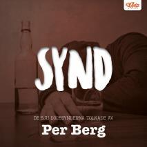 Cover for SYND - De sju dödssynderna tolkade av Per Berg