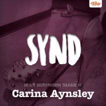 Omslagsbild för SYND - De sju dödssynderna tolkade av Carina Aynsley