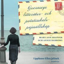 Omslagsbild för Guernseys litteratur- och potatisskalspajssällskap