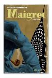 Omslagsbild för Maigret i New York