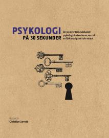 Cover for Psykologi på 30 sekunder