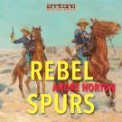 Omslagsbild för Rebel Spurs