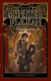 Cover for Monsterflickan bok två – Främlingarna