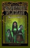 Cover for Monsterflickan bok tre – Sista pusselbiten