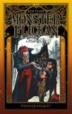 Cover for Monsterflickan bok fyra – Miraklet