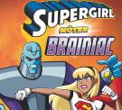 Omslagsbild för Supergirl möter Brainiac