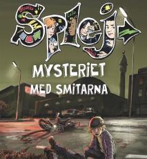 Omslagsbild för SPLEJ - Mysteriet med smitarna