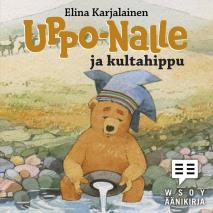 Cover for Uppo-Nalle ja kultahippu