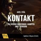 Bokomslag för Kontakt: en svensk krigsman i kampen mot terrorn