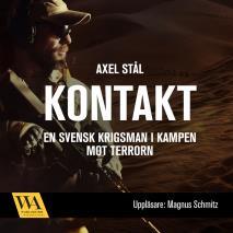 Omslagsbild för Kontakt: en svensk krigsman i kampen mot terrorn