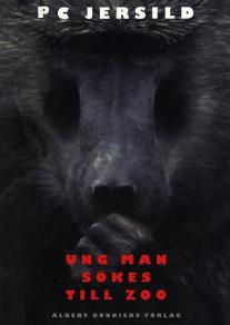 Omslagsbild för Ung man sökes till zoo