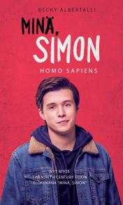 Cover for Minä, Simon, Homo Sapiens