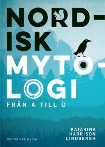 Omslagsbild för Nordisk mytologi från A till Ö