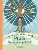 Cover for Pluto är ingen planet