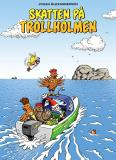 Cover for Skatten på Trollholmen
