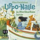 Omslagsbild för Uppo-Nalle ja Merikarhun tytär