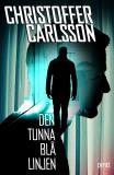 Cover for Den tunna blå linjen