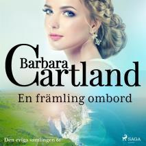 Cover for En främling ombord