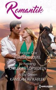 Cover for Hjärtats juvel/Kärlek på löpsedeln/Känslan av kärlek