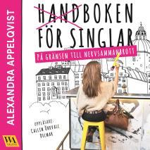 Cover for Handboken för singlar på gränsen till nervsammanbrott