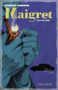 Omslagsbild för Maigret och hans mord
