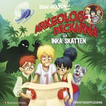 Cover for Arkeologdeckarna och inkaskatten