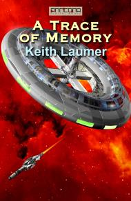 Cover for A Trace of Memory