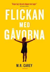 Cover for Flickan med gåvorna