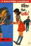 Omslagsbild för Lotta 23 - Vilken tur, Lotta!