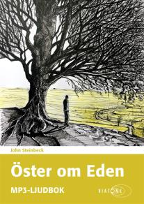 Omslagsbild för Öster om Eden