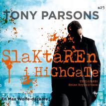 Cover for Slaktaren i Highgate