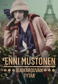 Cover for Ruokarouvan tytär