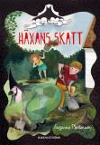 Cover for Maja Stormhatt 4 - Häxans skatt