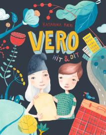 Cover for Vero hit och dit