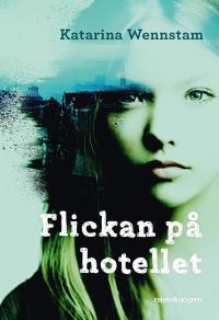 Omslagsbild för Flickan på hotellet