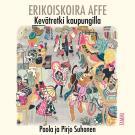 Cover for Erikoiskoira Affe - Kevätretki kaupungilla