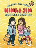 Bokomslag för Nina & Jim - hemlisar & kompisar