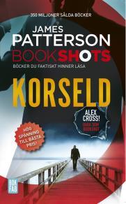 Omslagsbild för Bookshots: Korseld - Alex Cross