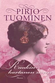 Cover for Ruukinkartanon rouva