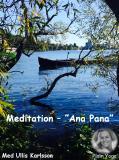 Omslagsbild för Meditation Anapana