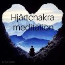 Omslagsbild för Hjärtchackra meditation